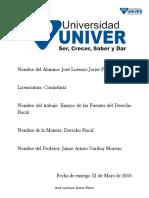 Fuentes Del Derecho Fiscal