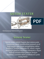 Sistem Stater