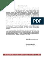 Road Map AKJ 2011-2020