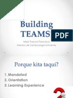 Building TEAMS!.pptx