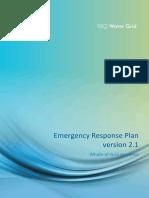 FJ Seqwater_S Emergency Response Plan