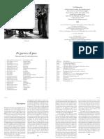 Booklet, La Pifarescha