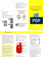 Consumer Guide Lpg Cylinders