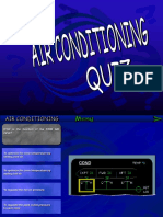 Air Conditionig Quiz A320 CBT