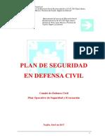 Plan de Seg DEFENSA Civil I.E.I. Tupac Amaru