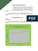 Perfil de Mercado de Papa Fresca 2016