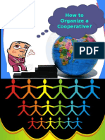 Organizing a Cooperative