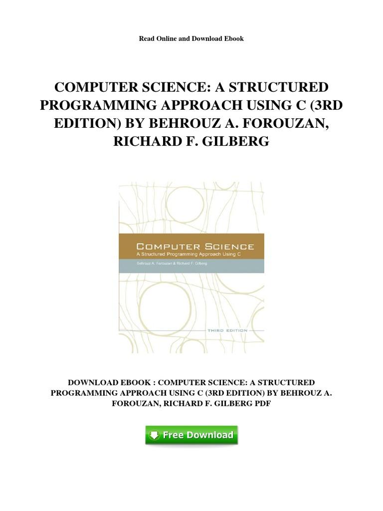 Forouzan, Gilberg   C (Programming Language)   Pointer