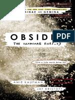 Obsidio by Amie Kaufman and Jay Kristoff Excerpt