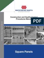 Square Panel Construction Manual 0