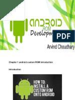 Android Rom Customization