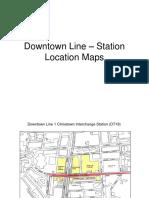DTL Station Locations