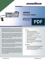 Masibus Vibration Meter Vm908