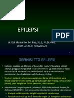 Penatalaksanaan Epilepsi u S1 Kep.pptx