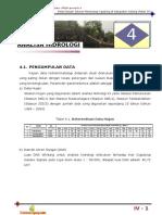 Analisa Hidrologi SS Cigadung