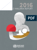 2016 World Malaria Report