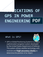 GPS in Power Systems