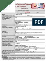 Registration Form Author 98
