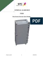 FSEB Installation Instruction