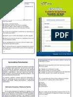 Español. Cuaderno de ejercicios. Secundaria. 3er Grado