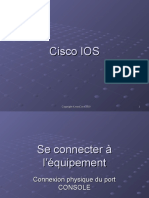 CCNA 02 Introduction à l'IOS