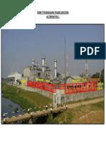 Proteksi Jembatan Samping Pgn Bbg (2 Alternatif)