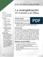 Lec 12 Evangelizacion en Corinto