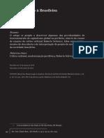 Cevasco - Modernização à brasileira