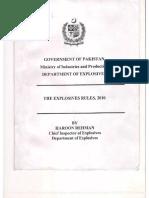 Explosives Rules, 2010.pdf