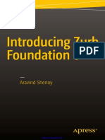Introducing Zurb Foundation 6