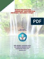 Ringkasan Perkembangan Masyarakat Indonesia_riska Ananda