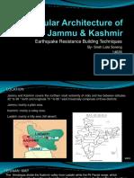 Vernacular Architecture of Jammu & Kashmir