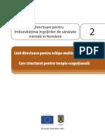 Manual 2. Terapie Ocupationala