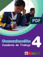 Comunicación Cuaderno de Trabajo 4