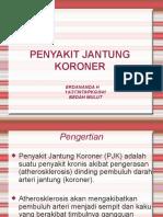 Cardio (Eh) Penyakit Jantung Koroner