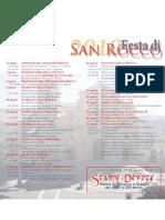 Programma San Rocco 2010