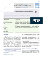 An Overview on Application of Phage Display Technique in Immunological Studies