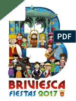 Programa Oficial #BriviescaFiestas17