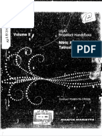 USAF Propellant Handbook