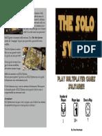 The SOLO System Italian-book