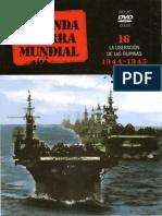 Segunda Guerra Mundial - tomo 16 - La liberacion de las Filipinas 1944 - 1945.pdf