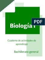 Cuadernillo Biologia I