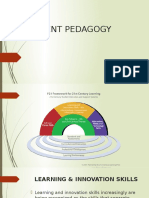 Current Pedagogy