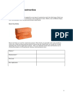 4 Types of Bricks Used in Construction and their Advantages.docx