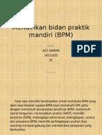 Mendirikan Bidan Praktik Mandiri (BPM)