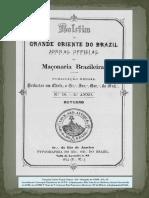 Manifesto de Jose Bonifacio de Andrada e Silva