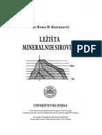 Ramo Kurtanović - Ležišta mineralnih sirovina.pdf