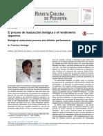 El proceso de maduración biológica y el rendimiento.pdf