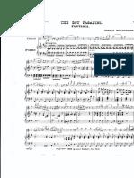 The Boy Paganini Mollen Hauer Score