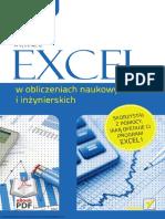 Ecxel-W Obliczeniach Naukowych i Inzynierskich